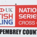 British Cycling XC MTB national championship series 2017, Round One.